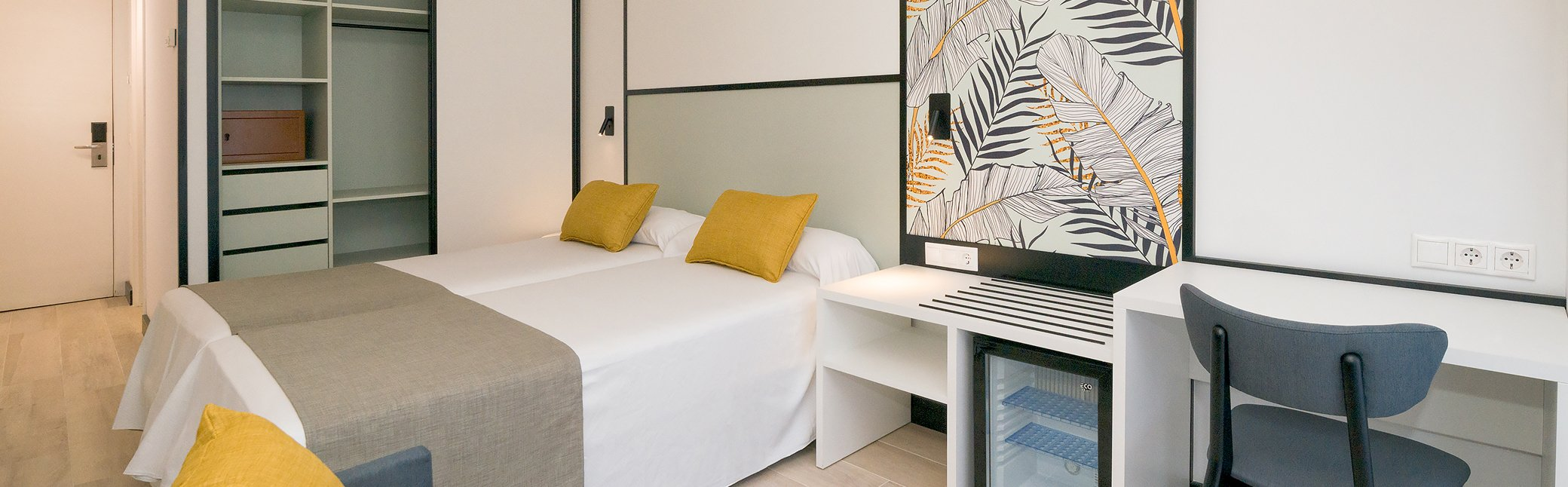 New Superior Rooms Hotel Calypso Summer 2018!